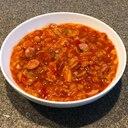 ホットクック☆ソーセージと野菜たっぷりトマトソース