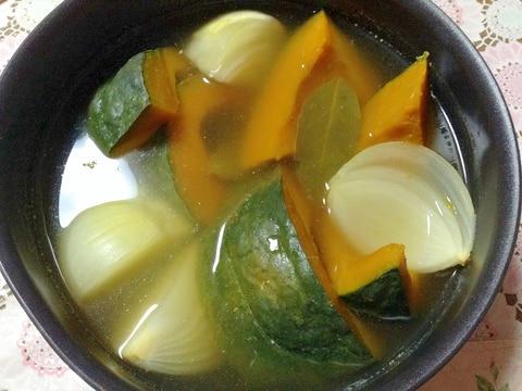 かぼちゃのスープ煮(おかずの素)