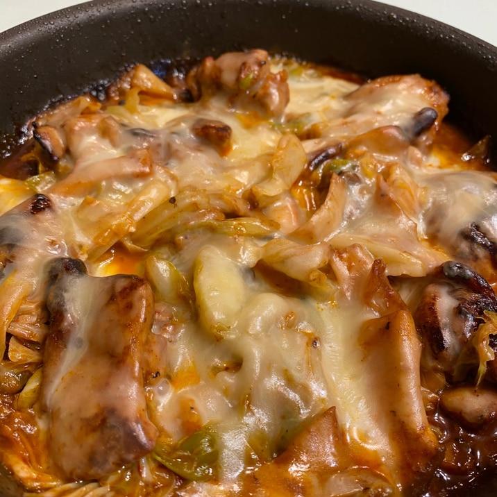【下味冷凍】チーズタッカルビ
