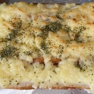 簡単 ちくわ マヨチーズ焼き