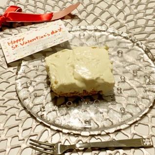 簡単!レモン風味のレアチーズケーキ
