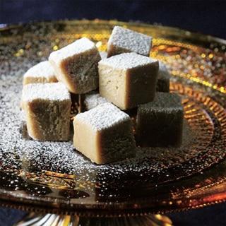 塩キャラメルの生チョコ