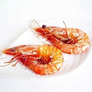 おせち料理 海老の養老煮
