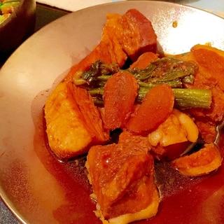 角煮♩(電気圧力鍋使用、普通の鍋でもOK)
