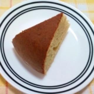 炊飯器&ホットケーキミックスでバナナケーキ