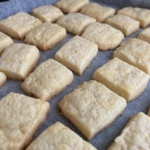 袋1つで!サクサク型抜きクッキー
