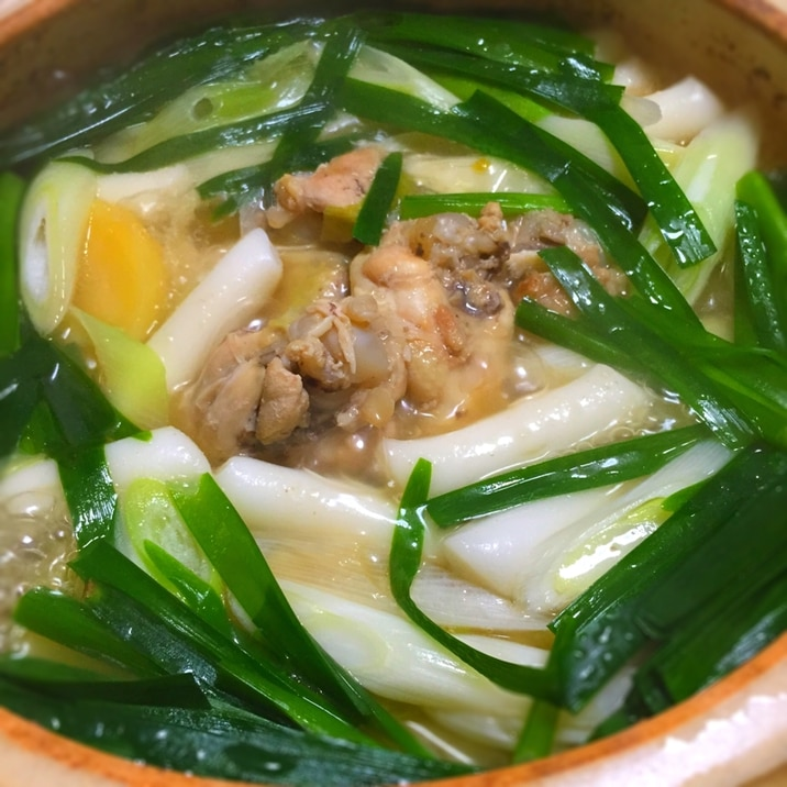 韓国の水炊き料理【タッカンマリ】を手羽元で!