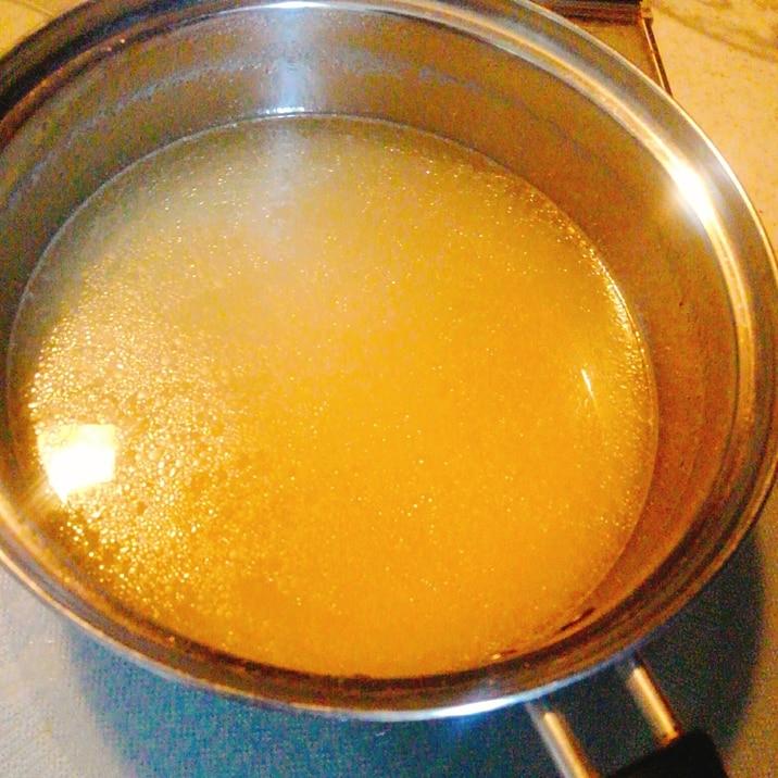 魚のあらを使った出汁の取り方