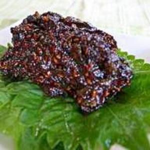 青唐辛子味噌