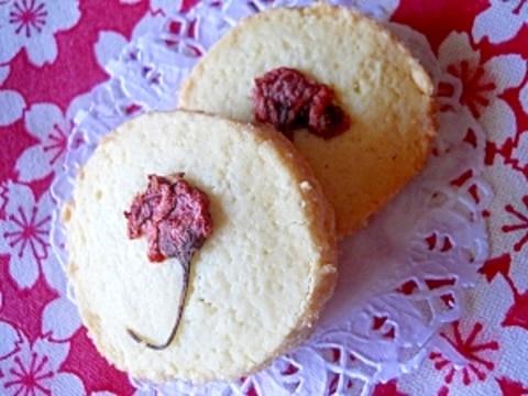 SAKURA♪アイスボックスクッキー☆