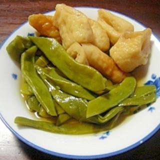 ささげの煮物♪美味しい和食☆
