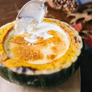 かぼちゃのクリーミーグラタン