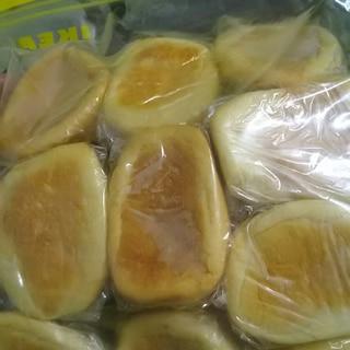 コストコのディナーロールの冷凍保存