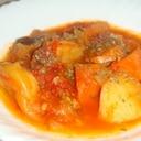 圧力鍋で簡単調理!いわしのトマト煮