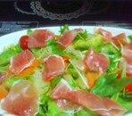 アボガドとグレープフルーツサラダ