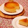 混ぜて焼くだけ簡単♪さつまいもチーズケーキ