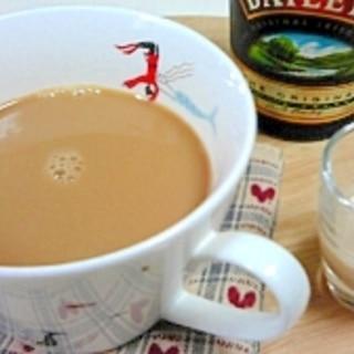ベイリーズ入り ミルクコーヒー