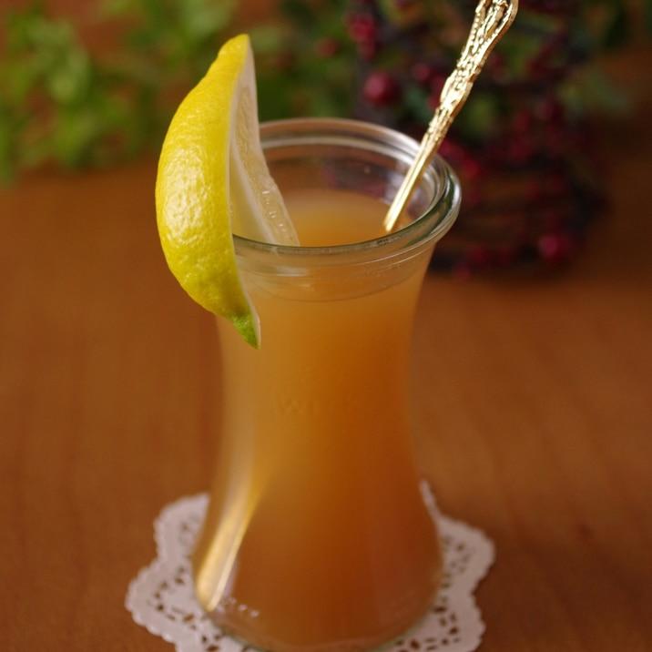 自家製スパイスジンジャーhot/ice(soda)