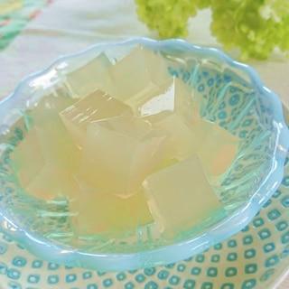 寒天屋さんのリンゴ酢ハチミツかん