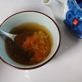 おばあちゃんの梅しょう番茶