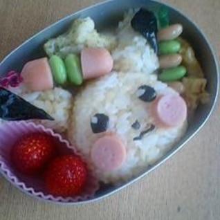 ポケモンのお弁当★ピカチュー★