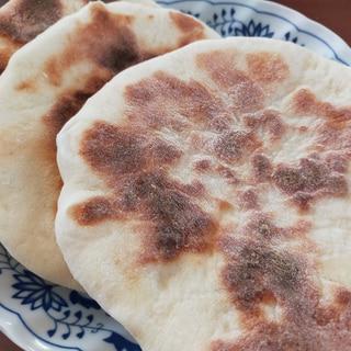 バズラマ〜トルコの平パン