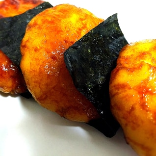 もちもちチーズ海苔巻き