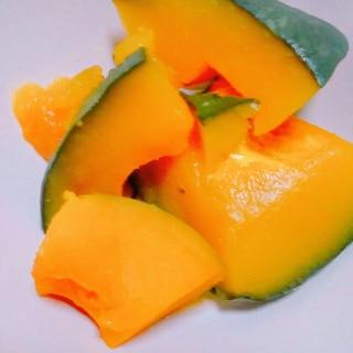 南京カボチャの薄味煮