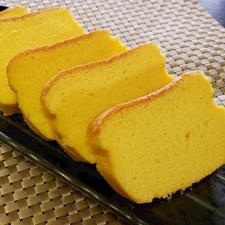 牛乳パックで作る台湾カステラ