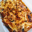 ミニトマト大量消費!ラタトゥイユ風チーズ焼き