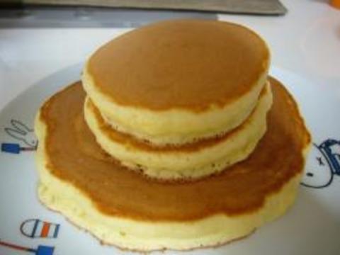自家製ホットケーキミックス♪