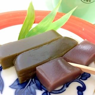 ◤電鍋レシピ◢ ういろう[郷土菓子・山口]