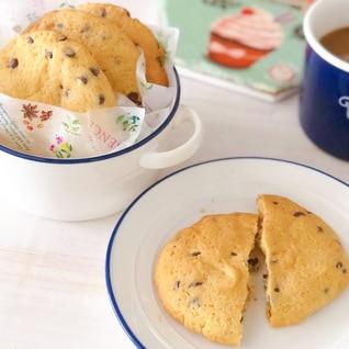 チョコチップクッキー☆アメリカンサイズ☆