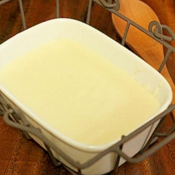 お手軽❤基本の『ホワイトソース』