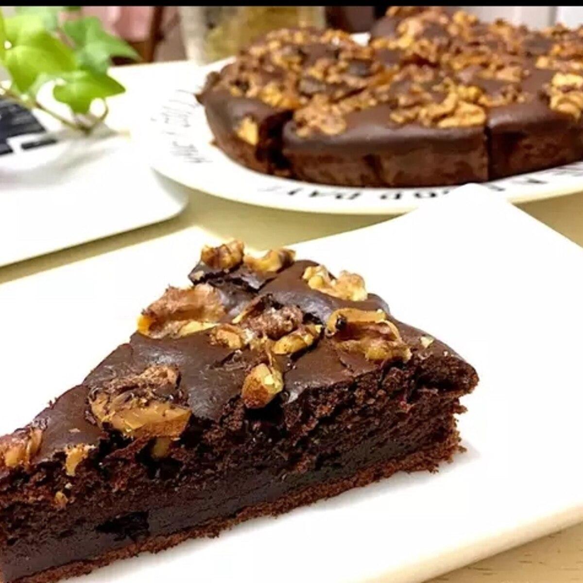 簡単 ホットケーキミックスでチョコレートケーキ レシピ 作り方 By Lalapo 楽天レシピ