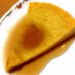 炊飯器でしっとり濃厚♡かぼちゃケーキ