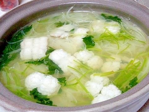 夏祭り☆旬の鱧(はも)鍋で暑気払いしよう!