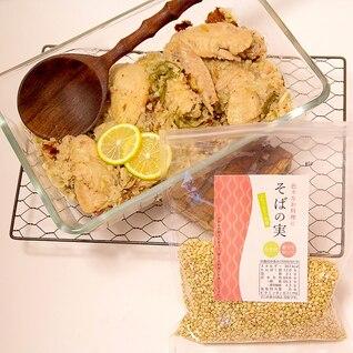 ラクラク炊飯器〜そばの実de参鶏湯