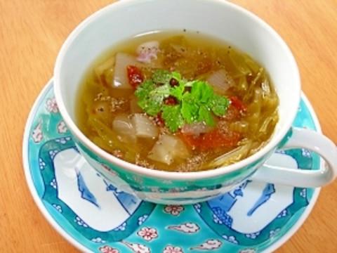◇スープde無理しないダイエット!!◇