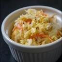 美味しいコールスローサラダ♪ドレッシング