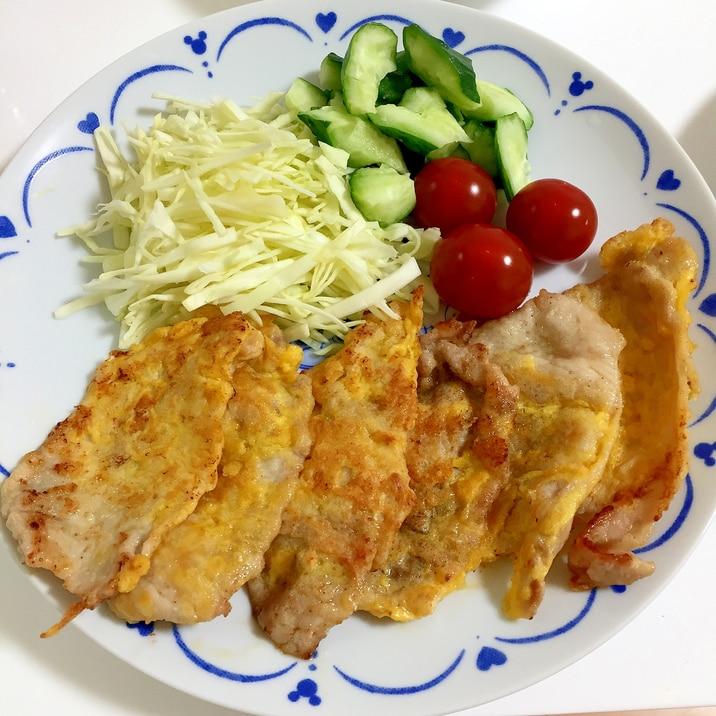 の ピカタ レシピ 豚肉
