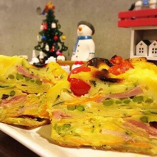 しっとり野菜ケーキ/ケークサレ