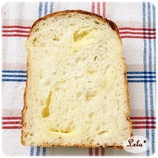 ふんわりチーズ食パン