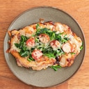 【あづまっぺ。創刊号レシピ】鶏ももの三五八焼き