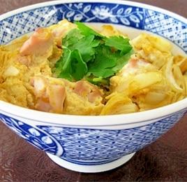 レンジde簡単★親子丼