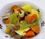 夏野菜の揚げ浸し風