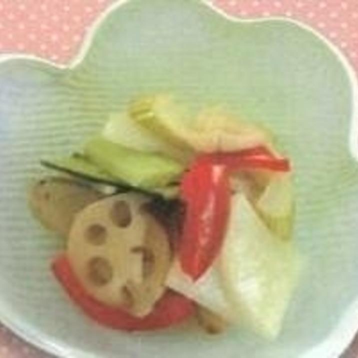 野菜和風マリネ