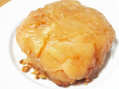 凍らせて食べるトースターでできるアップルパイ