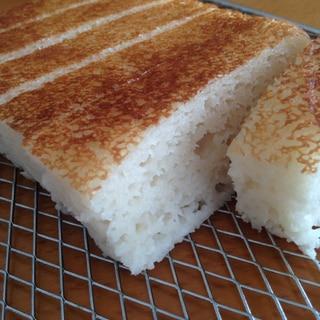 炊飯器で米粉パン