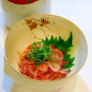 ひげの下処理で益々美味!生桜エビの美味しい食べ方